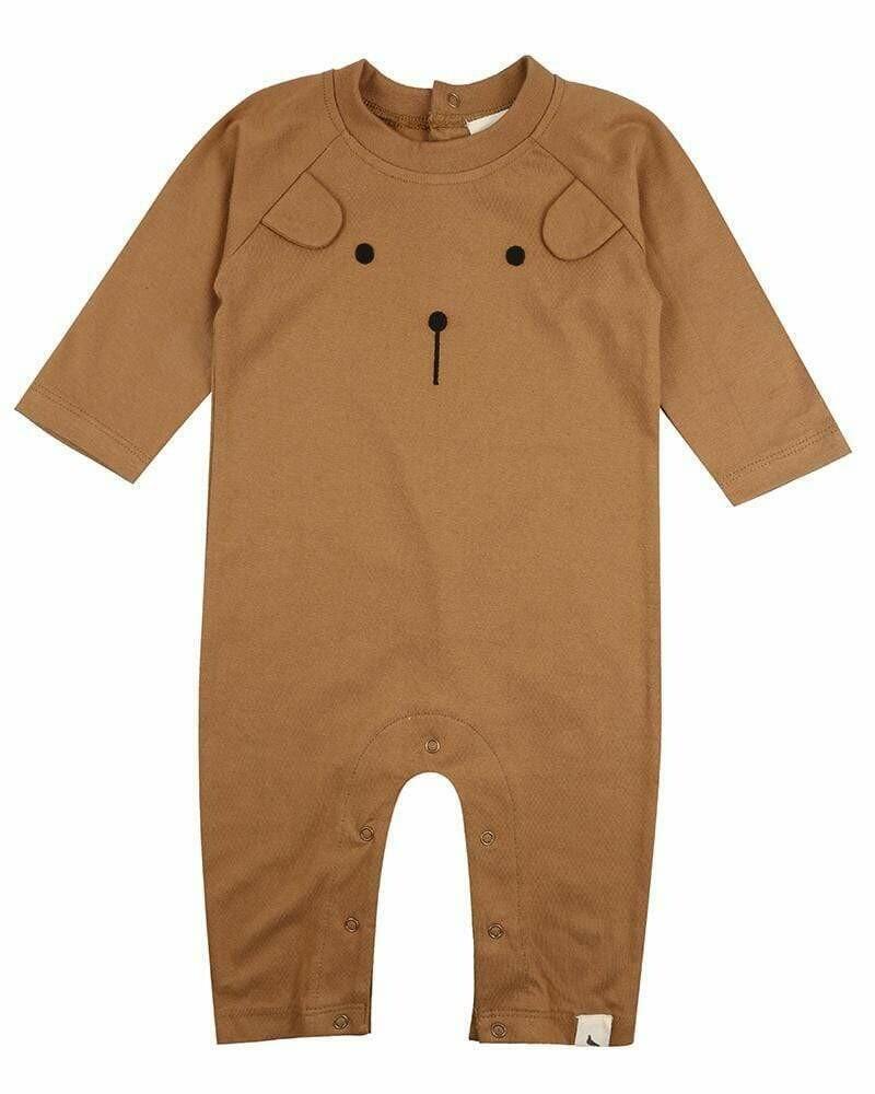 Honey Bear Playsuit