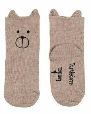 Cat/Dog Sock 2pk