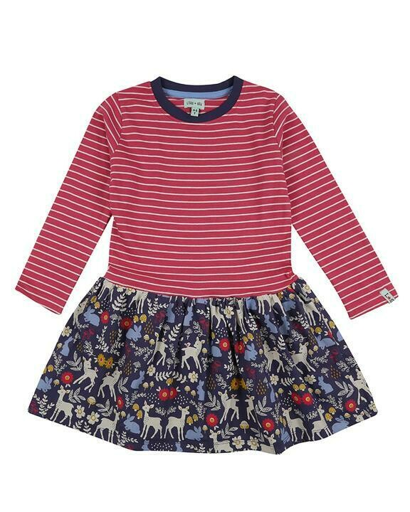 Dress Stripe/Animal