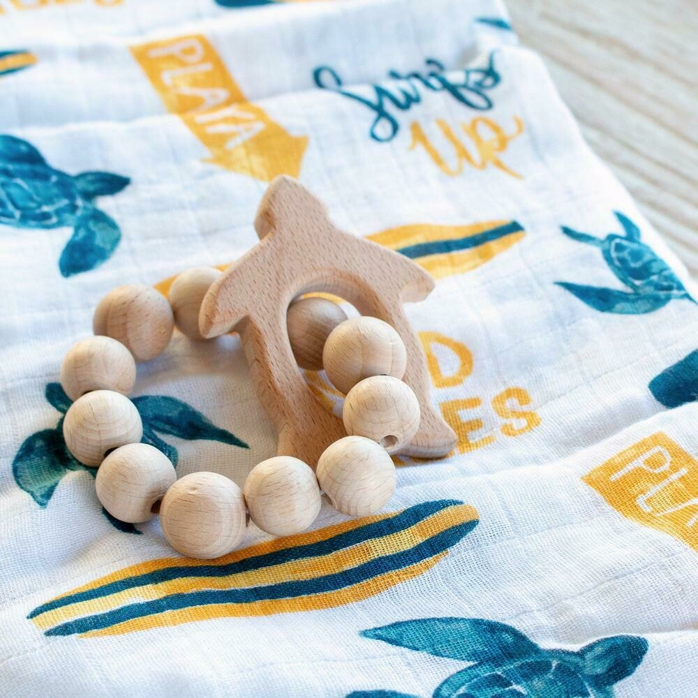 All Natural Wooden Teether