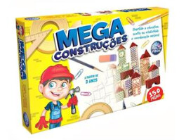 Pacote Mega Construção 20 Presentes