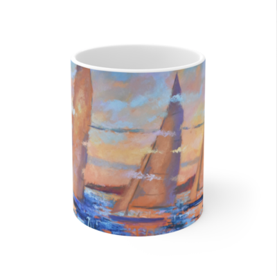 Sailor's Delight Mug 11oz