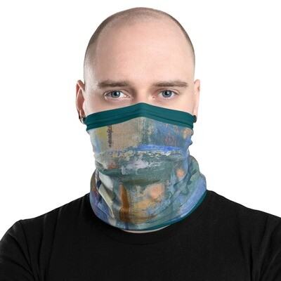 Abstract Neck Gaiter