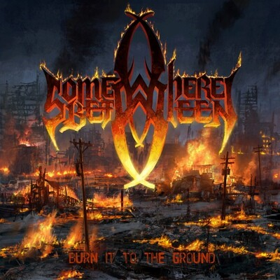 Somewhere Between - Burn It To The Ground EP