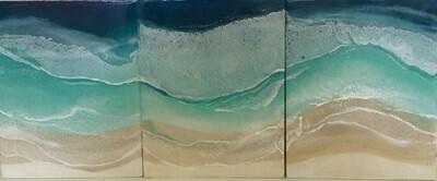 '3 Seas' Triptych