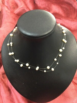 Necklace - Freshwater Pearls