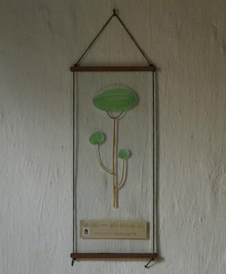 Original do filme, herbário de floresta