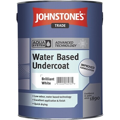 JOHNSTONE'S AQUA WATER BASED UNDERCOAT