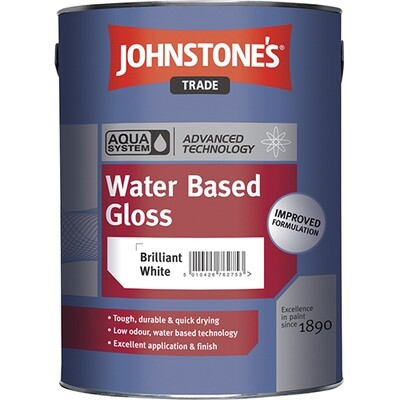 JOHNSTONE'S AQUA WATER BASED GLOSS