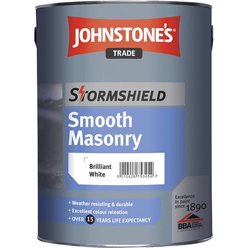 JOHNSTONE'S STORMSHIELD SMOOTH MASONRY