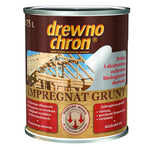 DREWNOCHRON Impregnat Grunt 4,5 л.