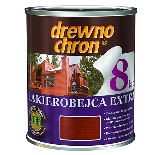 Лакоморилка Drewnochron Экстра  0,2 л. (Красное дерево)