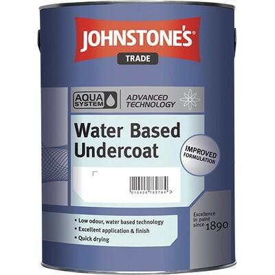 Водоразбавляемая грунтовка Johnstone's Aqua Water Based Undercoat 1 л. (Z)