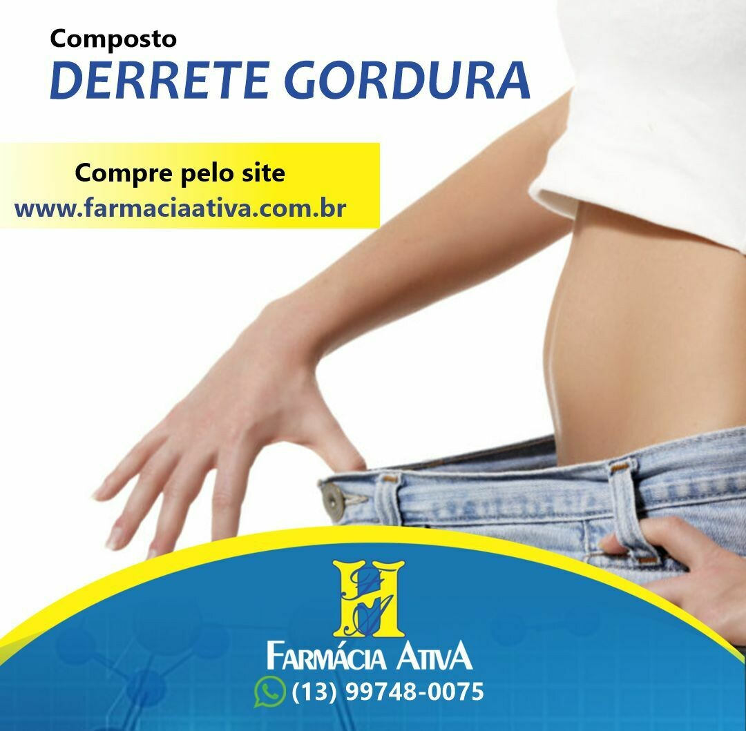 COMPOSTO DERRETE GORDURA