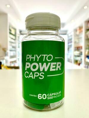 PHYTO POWER CAPS 60 CÁPSULAS