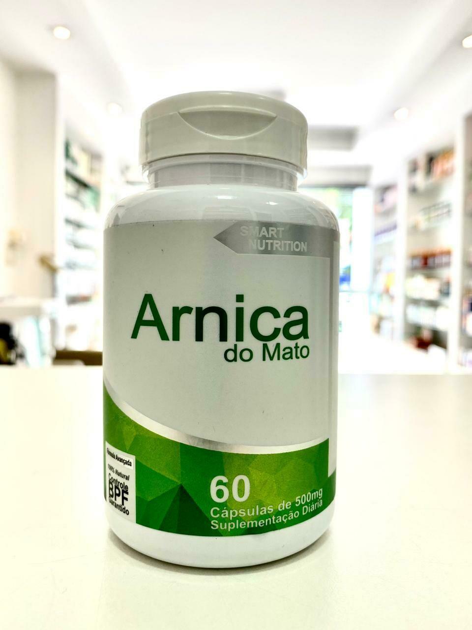 ARNICA DO MATO - 60 CÁPSULAS
