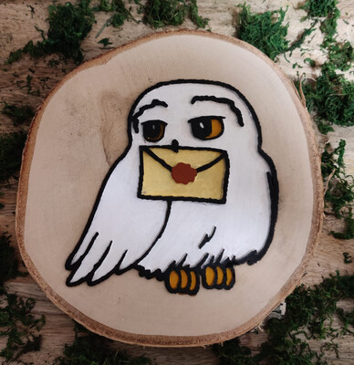 Harry Potter - Hedwige