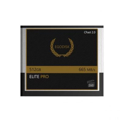 512GB PRO CF UDMA 7