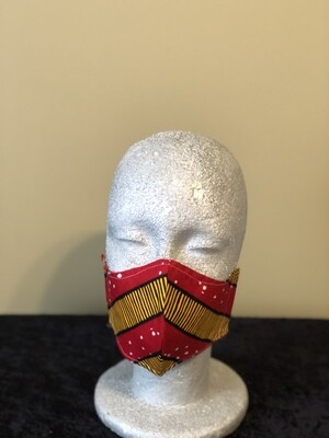 R-Mask Red/Yellow Stream 2