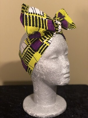 Tiara Yellow/Purple/Black