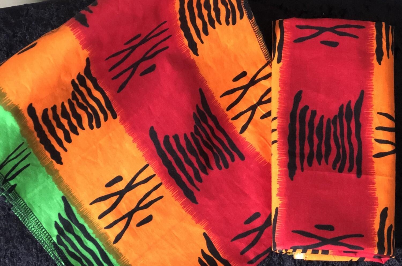 HW - African Print