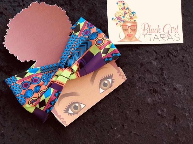 Bandette - Bold African Print 1
