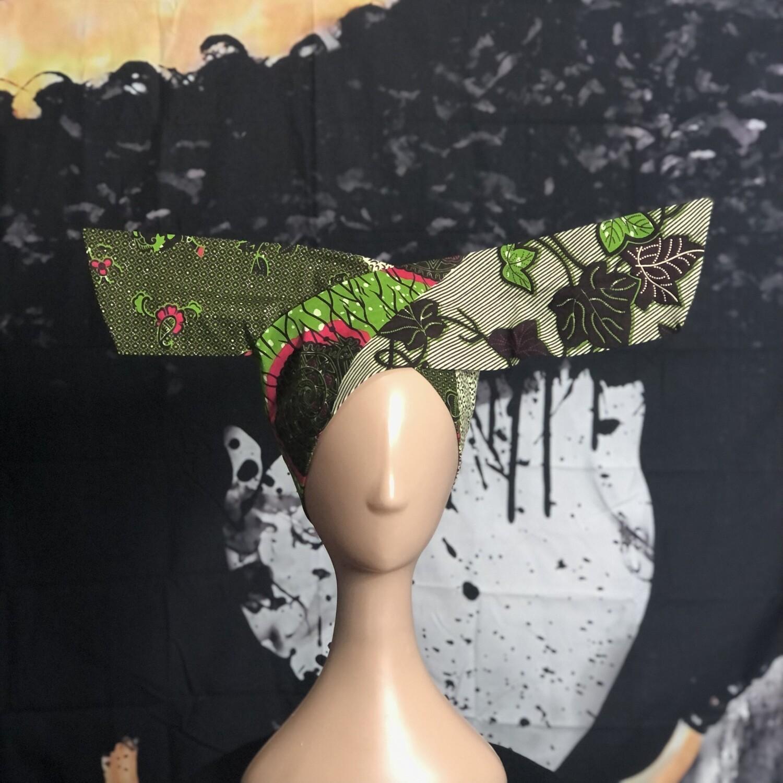 Tiara - Green Patchwork