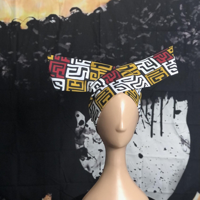 Tiara - African Abstract 1