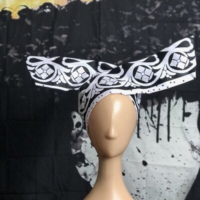 Tiara - Black and White - Limited Edition