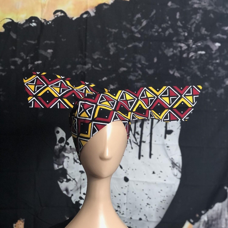 Tiara - African print