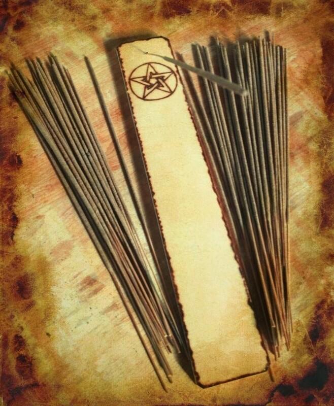 Single Image Incense Ash Catcher
