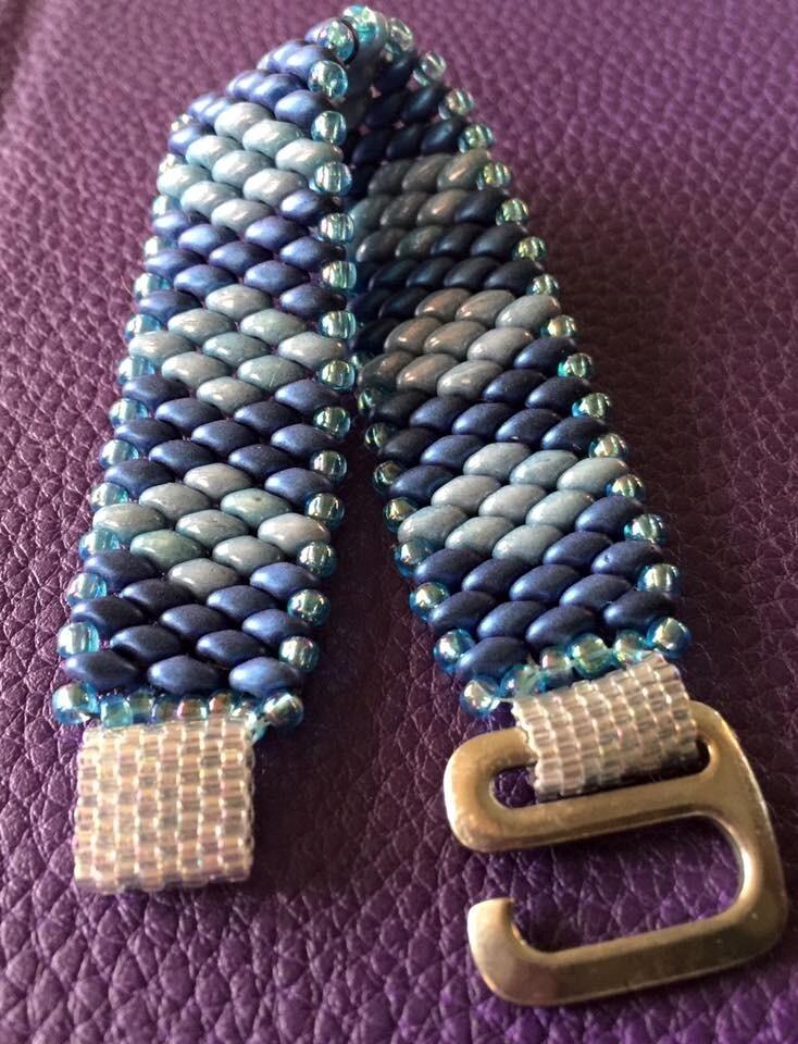 Superduo Horizon Bracelet