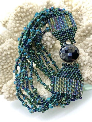 Crystal Strands Bracelet
