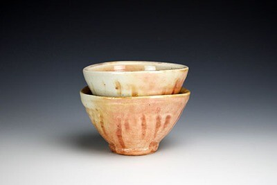 2 Small Wood Fired Bowl