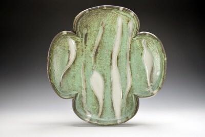 Green Clover Dish