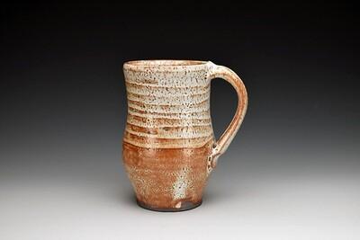 Tall Shino Mug