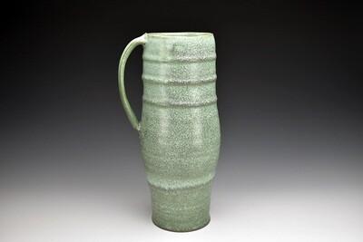 Giant Copper Green Mug
