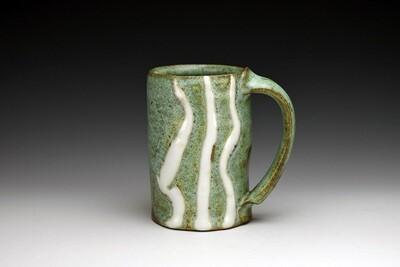 Copper Green Mug