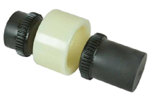 Accouplement engrenage à couronne nylon GF38