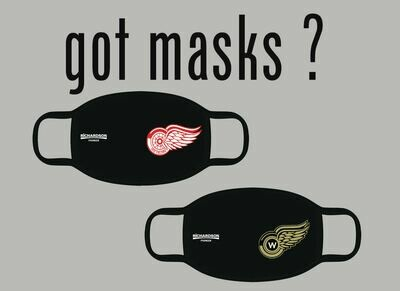 Red Wing Mask