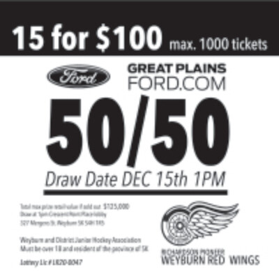 15 tickets for $100