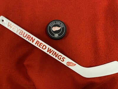 Red Wing Game Day Puck