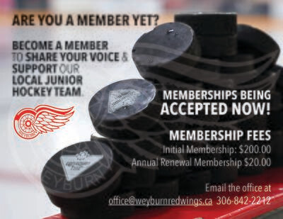 Red Wing Membership