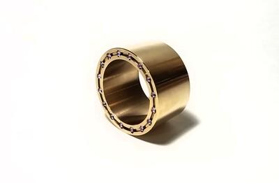 """REBEL"" Alto Saxophone Clarinet Ligature | Heavy Mass Ring Ligature | Aged Bronze"