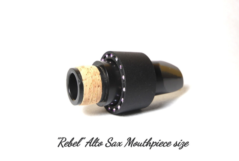 Ring Ligatures for Alto Tenor Saxophone & Clarinet | Authentic design by GenSax Accessories