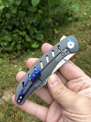 Xerx Integral Timascus Parts Kit