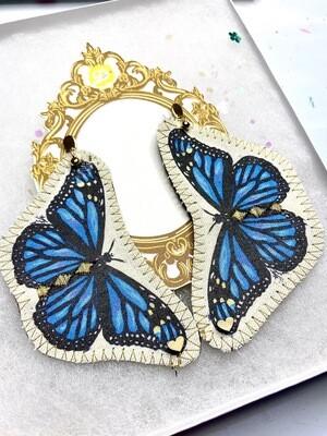 Blue butterfly 🦋