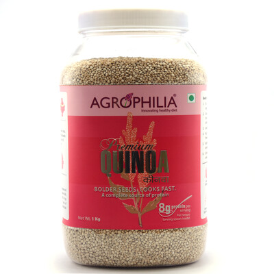 Premium White Quinoa 1Kg…