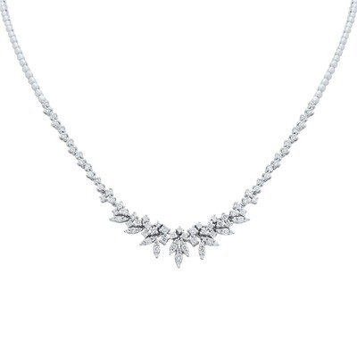 Bridal Necklace Diamond