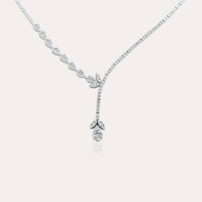 Wedding Necklace Diamond